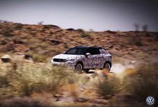 Volkswagen T-Roc is de kleine SUV-broer van de Tiguan