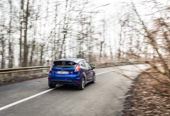 FORD FIESTA ST - Floppers #1