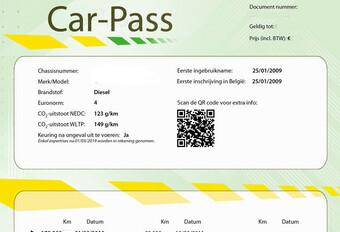 De Car-Pass: wat is het en hoe kom je eraan? #1