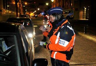 Marathon anti-alcool sur les routes ce week-end #1