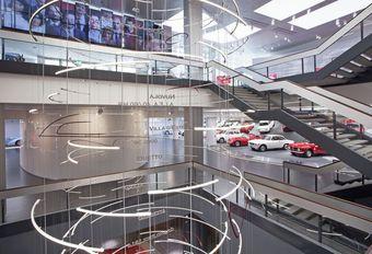 Musées automobiles : Museo Storico Alfa Romeo (Arese) #1