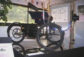 Musées automobiles : Museo dell'Automobile Bonfanti - Vimar (Romano d'Ezzelino) #1