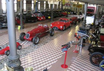 Musées automobiles : Collezione Umberto Panini (Modène) #1