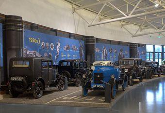 Musées automobiles : British Motor Museum (Gaydon) #1