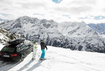 Partir aux sports d'hiver en voiture : ce qu'il faut savoir #1