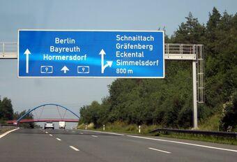 Allemagne : la vignette autoroutière retardée #1