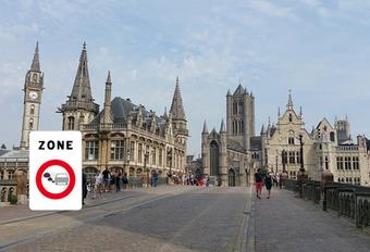 LEZ Gent zorgt voor spanning in stadsbestuur #1