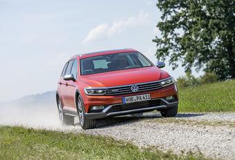 VW Passat Alltrack 2.0 TDI 240 (2015) #1