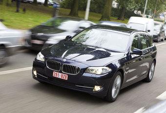 BMW 520d TOURING #1