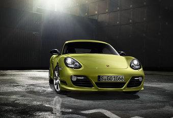 DIEETKROKODIL: Porsche Cayman R #1