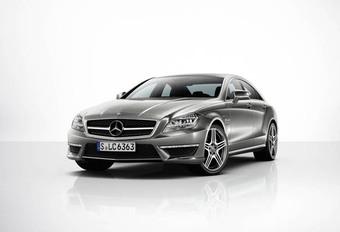 HET SCHONE BEEST: Mercedes CLS 63 AMG #1