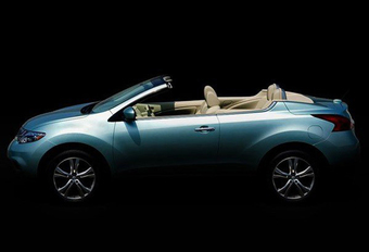 OH MY GOD: Nissan Murano CrossCabrio #1
