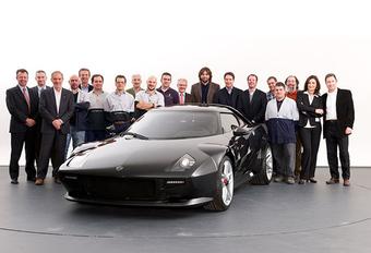 NETJES AFGELEVERD: Lancia Stratos 2010 #1