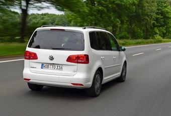 WEGTEST: Volkswagen Touran 1.6 TDI BlueMotion Technology #1