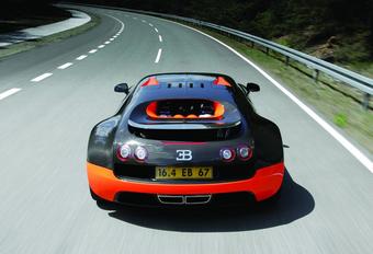 TOP 5: Wie is het snelst van 0 tot 100 km/u? #1