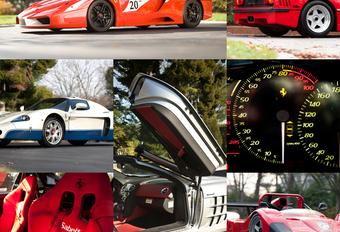 SOLDEN: Ferrari FXX Evoluzione en andere koopjes #1