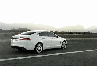 NEUSCORRECTIE: Jaguar XF #1