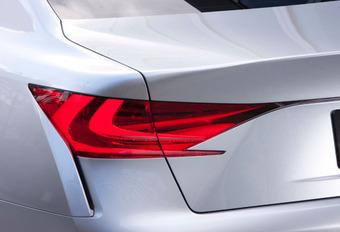 STRAKS IN SJANGHAI EN NEW YORK: Ook nieuwe Lexus GS op komst #1