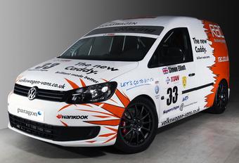 SNELTRANSPORT: Volkswagen Caddy Racer #1