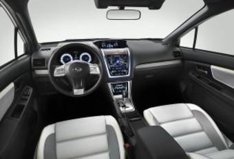 VOORSMAAKJE: Subaru XV Concept #1
