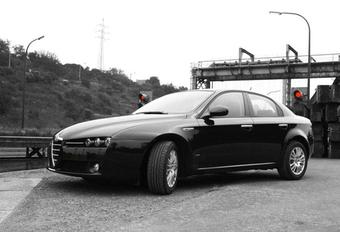 HET LEVEN ZOALS HET IS: Alfa Romeo 159 1.9 JTDm (2008) #1