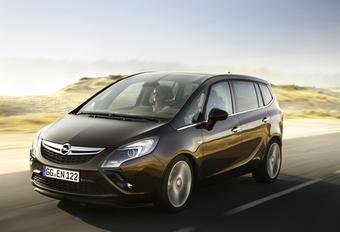 KARMA CHAMELEON: Opel Zafira Tourer #1
