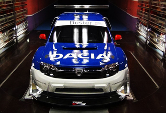 STOFZUIGER: Dacia Duster Pikes Peak #1