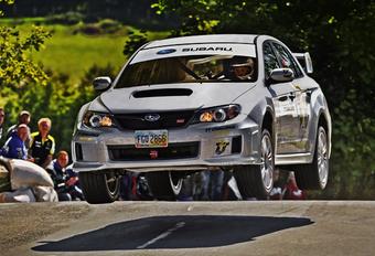ISLE OF MAN-RONDERECORD: Subaru Impreza WRX STI (Mark Higgins) #1