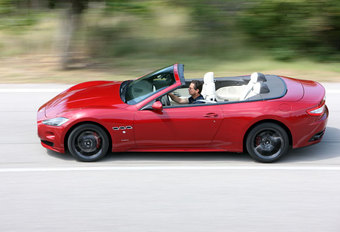 WEGTEST: Maserati GranCabrio Sport (2011) #1