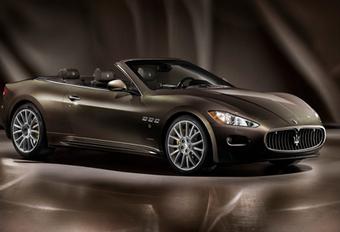 LEDERFETISJ: Maserati GranCabrio Fendi #1