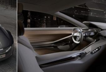 FRANS LUXEPAARD: Peugeot HX1 Concept #1