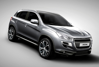 FRANSE ASX BIS: Peugeot 4008 #1