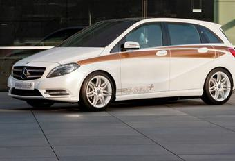 VOOR 2014: Mercedes B-Klasse E-Cell Plus #1