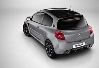 HEBBEDING: Renault Clio RS Ange & Démon #1