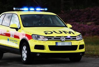 HET LEVEN ZOALS HET IS: VW Touareg 3.0 TDI (2011) #1