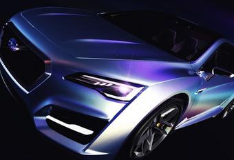 TOKIO BOY: Subaru Advanced Tourer Concept #1