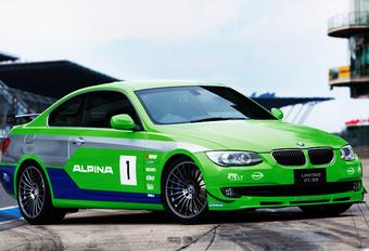 IN DE BLOEMETJES: Alpina B3 GT3 #1