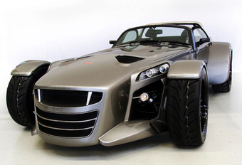 HUP HOLLAND HUP: Donkervoort D8 GTO #1