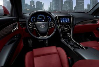 ANTI-DUITS: Cadillac ATS #1