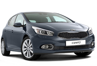 ANTI-GOLF: Kia Cee'd #1