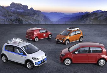JOIN THE FAMILY: nog meer Volkswagen Up #1