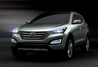 PREMIERE NEW YORK: Hyundai Santa Fe #1