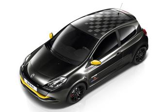 BEETJE VETTEL: Renault Clio R.S. RB7 #1