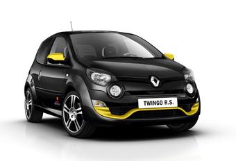 KLEINE VETTEL: Renault Twingo R.S. Red Bull Racing RB7 #1