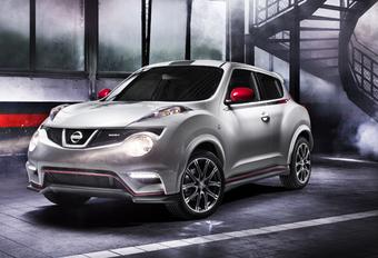 OOK EEN BEETJE LE MANS: Nissan Juke Nismo #1