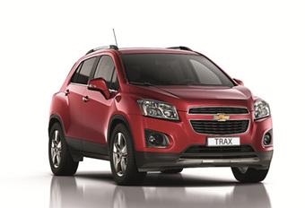 MEER TRAX: Chevrolet klaar met mini-SUV  #1