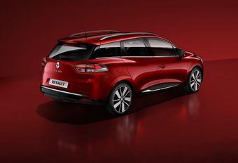 NOG EEN CLIO: Renault Clio Estate #1