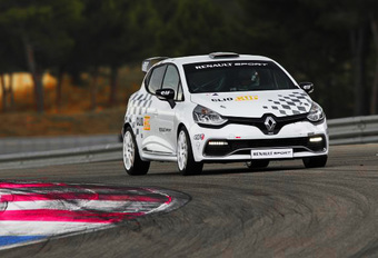 CIRCUITKLAAR: Renault Clio RS Cup #1