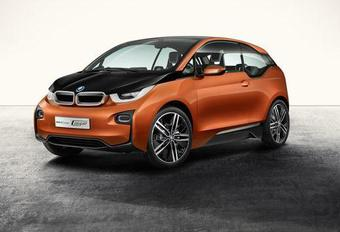 3 REEKS ANDERS: BMW i3 Concept Coupe #1