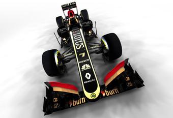 TEAMS F1 2013: Lotus E21 (Renault) #1